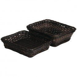 APS Polyratten Basket Brown GN 1/2 65mm