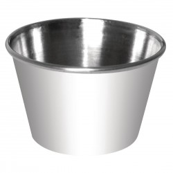 Stainless Steel Sauce Cups 115ml