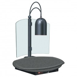 Hatco Carving Station with Overhead Heat Lamp