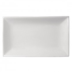Olympia Whiteware Rectangular Platters 353 x 213mm