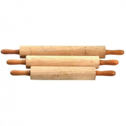 Wooden Rolling Pin 380mm