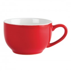 Olympia Cafe Coffee Cups Red 228ml
