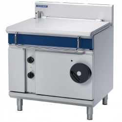 Blue Seal by Moffat 900mm 80 Ltr Bratt Pan with Electric Tilt LPG G580-8E
