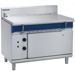 Blue Seal by Moffat 1200mm 120 Ltr Bratt Pan with Electric Tilt LPG G580-12E
