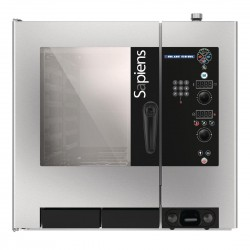 Blue Seal by Moffat Sapiens 7X 1/1 Gnu Tray Electric Combi Steamer with Fully Automatic Cleaning System