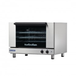 Turbofan by Moffat 3X Full Size Tray Manual Electric Convection Oven E27M3