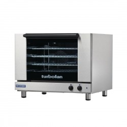 Turbofan by Moffat 4X Full Size Tray Manual Electric Convection Oven E28M4