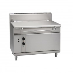 Waldorf by Moffat 1200mm 120 Ltr Bratt Pan with Electric Tilt Natural Gas BP8120GE