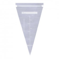 Schneider Disposable Piping Bags with Zip Lock 32cm