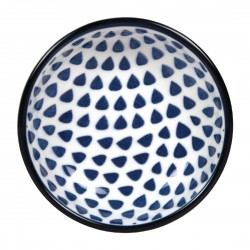 Gusta Out Of The Blue Drops Dish 90mm