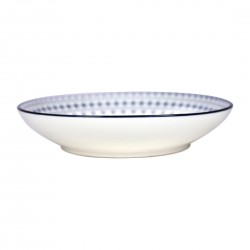 Gusta Out Of The Blue Star Flared Round Bowl 215mm