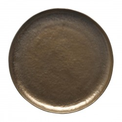 Vilamoura Coupe Plate Bronze 275mm