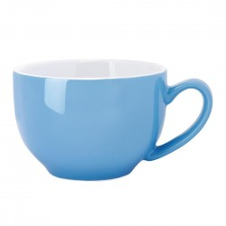 Olympia Cafe Cappuccino Cup Blue 340ml