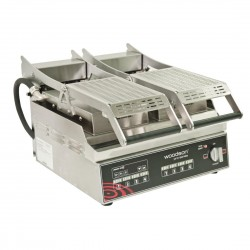Woodson Pro Series Computer Controlled Contact Grill Twin Plate