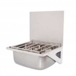 Stoddart Plumbing Cleaners Sink with Splashback