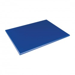 Hygiplas Extra Large Blue High Density Chopping Board
