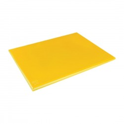 Hygiplas Extra Large Yellow High Density Chopping Board