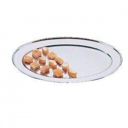 Oval Serving Flat 455mm
