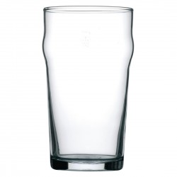 Arcoroc Nonic Nucleated Beer Glasses 560ml