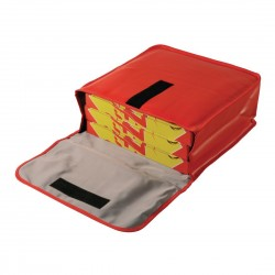 Insulated Pizza Delivery Bag Large