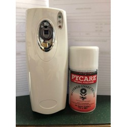 Automatic Dispenser -Pycare Natural Pyrethrum Metered Insecticide