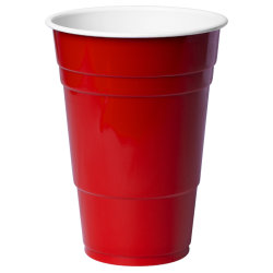 Red Cups 425ml
