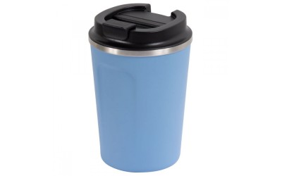 REUSABLE COFFEE CUPS AND WATER BOTTLES